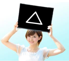 wimaxピンポイントエリア判定△