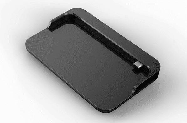 モバイルルーターのクレードル