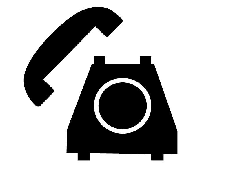 電話に関する画像