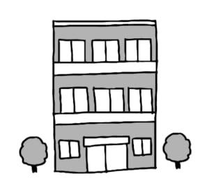 マンションの画像