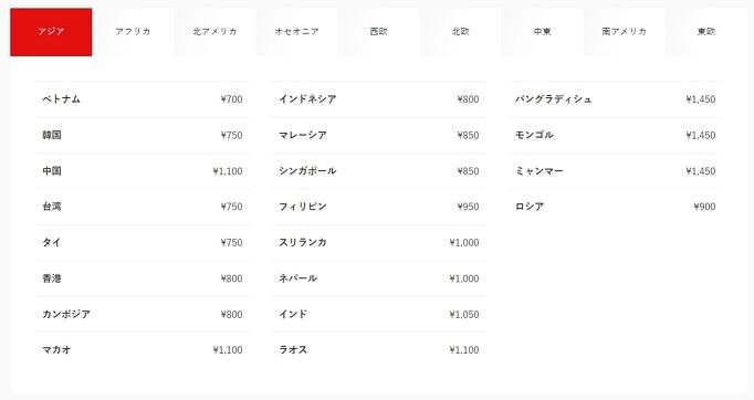クラウドWi-Fi東京 -海外
